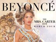 "Odtwórz Beyoncé - ""The Mrs. Carter Show World Tour"""