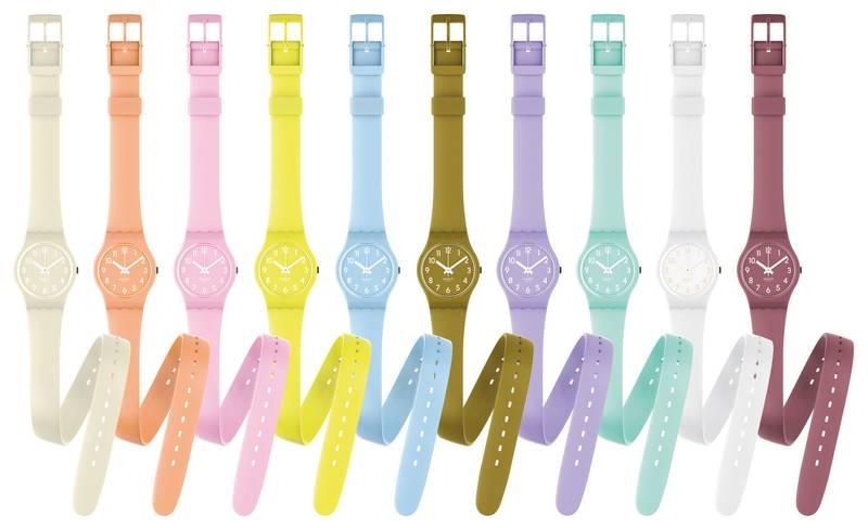 Ремешки для часов Swatch купить c доставкой на eBay США