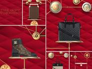 Odtwórz Louis Vuitton The Gift Workshop Holiday 2016