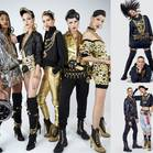 Moschino [TV] H&M - lookbook kolekcji 1